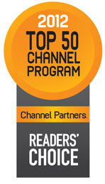 2012 Top 50 Channel Program